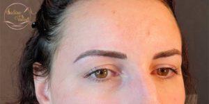 remplissage des sourcils sabine valenti maquillage permanent
