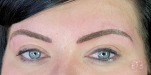 photos Maquillage permanent-sourcils-après